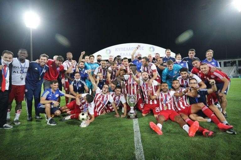 Ολυμπιακός: Κυπελλούχος σε οκτώ διαφορετικές έδρες   tanea.gr