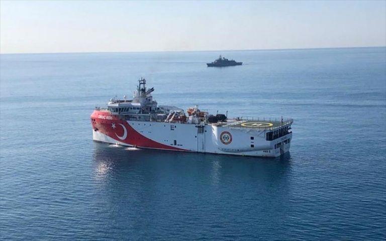Ελληνοτουρκικά: Επιμένει στις προκλήσεις η Άγκυρα – Διπλωματική «ομπρέλα» υπέρ της Ελλάδας από ΕΕ και ΗΠΑ   tanea.gr