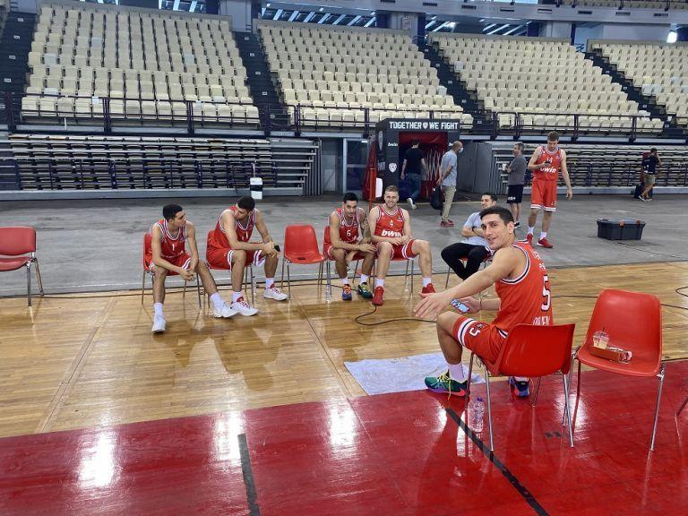 Ολυμπιακός: Πολλά χαμόγελα στη Media Day ενόψει Euroleague | tanea.gr