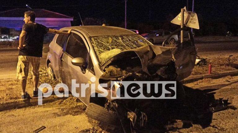 Ασύλληπτη τραγωδία στην Πατρών-Πύργου: Νεκρό βρέφος από σύγκρουση οχημάτων | tanea.gr