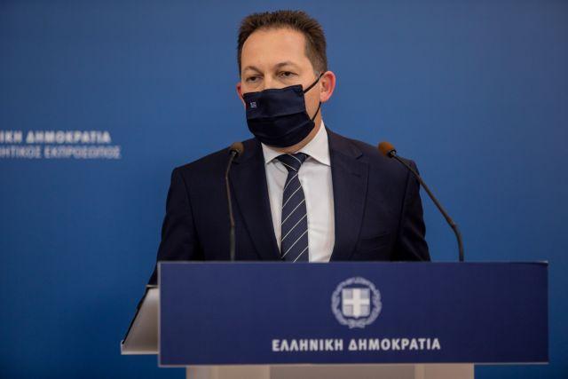 Πέτσας: Ο ΣΥΡΙΖΑ στρουθοκαμηλίζει – Υπάρχει έκρηξη κρουσμάτων κοροναϊού σε όλο τον κόσμο   tanea.gr