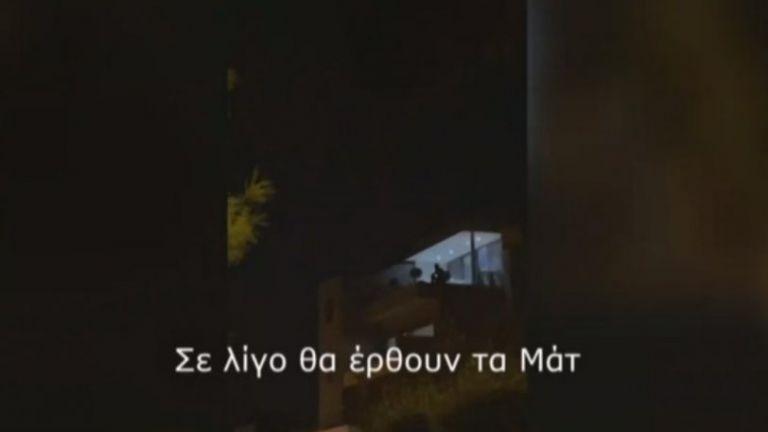 Αποκλειστικές εικόνες από το κορονα-πάρτι της Αγίας Παρασκευής – «Σε λίγο θα με πάρουν τα ΜΑΤ» | tanea.gr