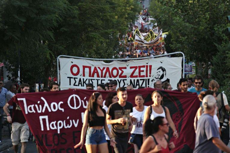 Δεν ξεχνώ τον Παύλο Φύσσα και γι' αυτό θέλω να δω τους ναζί στη φυλακή | tanea.gr