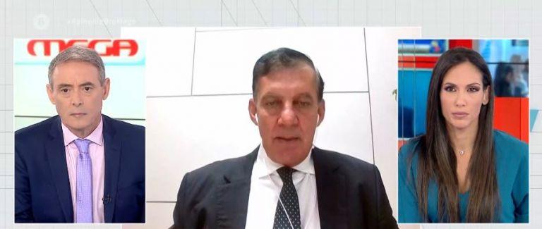 Δημόπουλος στο MEGA: Χρειάζονται άμεσες προσλήψεις στα νοσοκομεία | tanea.gr