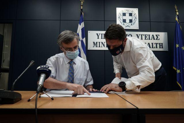 Ποιος καθηγητής ιατρικής θα αντικαταστήσει τον Τσιόδρα στην ενημέρωση για τον κοροναϊό   tanea.gr