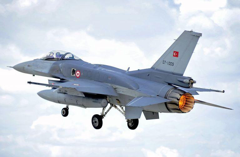 Τουρκικό F-16 κατέρριψε αρμενικό αεροσκάφος | tanea.gr