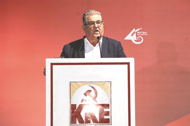 Πολιτική αντεπίθεση με πειθαρχία | tanea.gr
