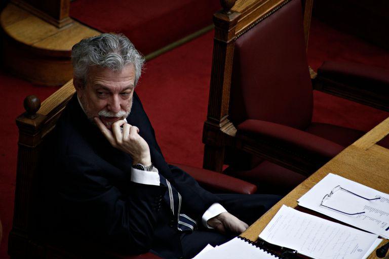 Κοντονής κατά ΣΥΡΙΖΑ : Αντί να αναλάβουν την πολιτική ευθύνη προσπαθούν να συσκοτίσουν την υπόθεση   tanea.gr