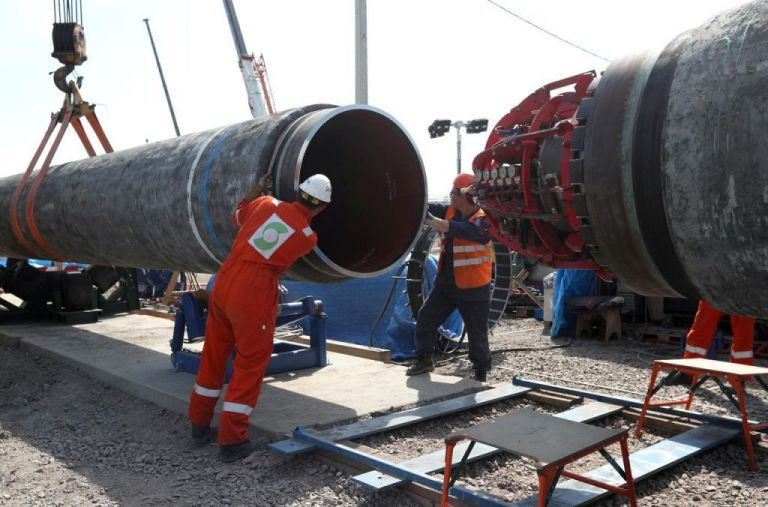 Πρόστιμο-μαμούθ στην Gazprom για τον Nord Stream 2 | tanea.gr