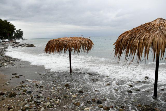 Καιρός: Έρχονται βροχές, καταιγίδες και πτώση της θερμοκρασίας | tanea.gr