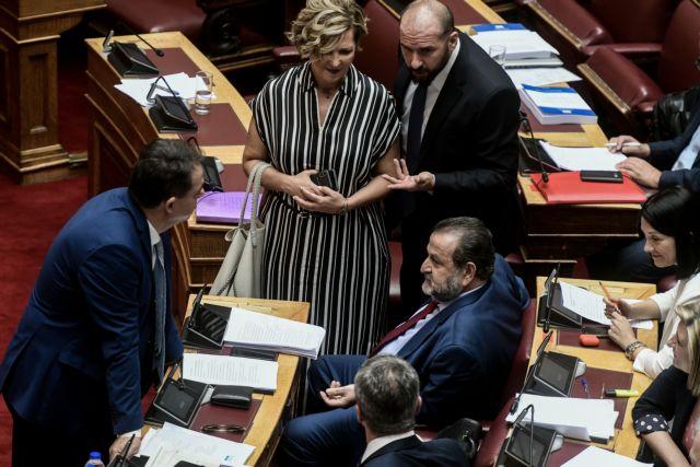ΚΙΝΑΛ: Τροπολογία για τον αποκλεισμό των χρυσαυγιτών από τις εκλογές | tanea.gr