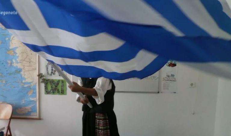 Αρκιοί : O μοναδικός μαθητής του ακριτικού νησιού τιμά την επέτειο του «ΟΧΙ» | tanea.gr