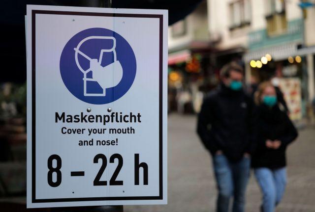 Γερμανία : Η Μέρκελ θέλει κλειστά μπαρ και εστιατόρια για να αναχαιτιστεί η πανδημία | tanea.gr