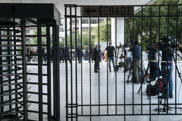 Αντιπροσωπεία της ΝΔ στο Εφετείο: «Η Νέα Δημοκρατία έφραξε τον δρόμο στους νοσταλγούς του φασισμού και τους ρατσιστές» | tanea.gr