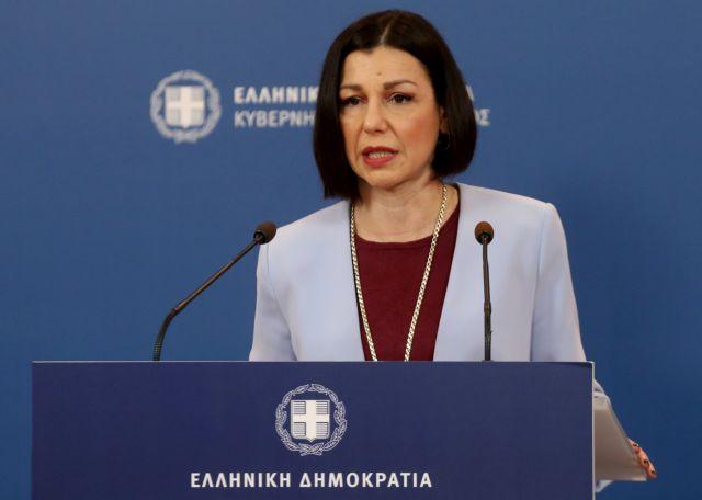 «Καρφί» Πελώνη για Σταϊκούρα: Όλοι οι υπουργοί πρέπει να δείχνουν συναδελφικότητα | tanea.gr