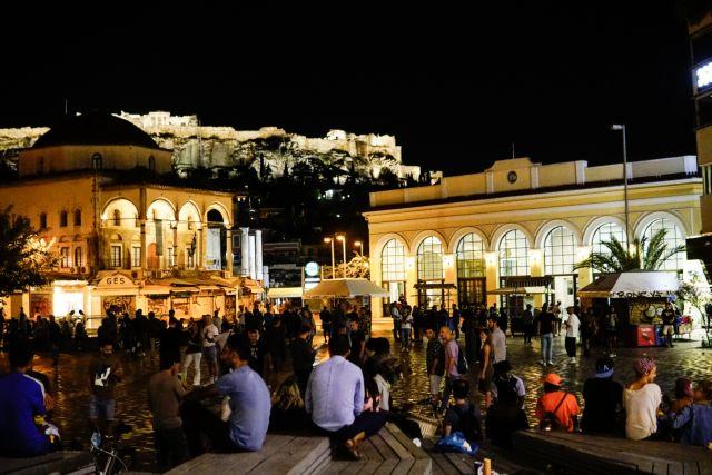 Κοροναϊός: Στην «εντατική» για μια ακόμη μέρα η Αττική   tanea.gr