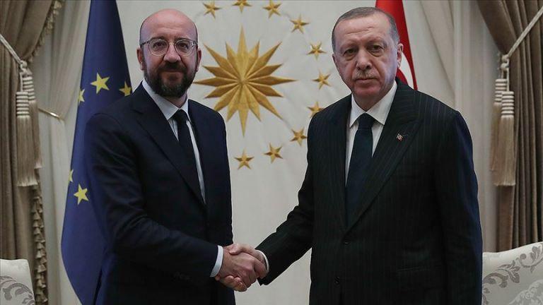 Εμπρηστικός Ερντογάν σε Μισέλ: «Η Ελλάδα προκαλεί – Περιμένουμε βήματα για τη διεθνή διάσκεψη» | tanea.gr