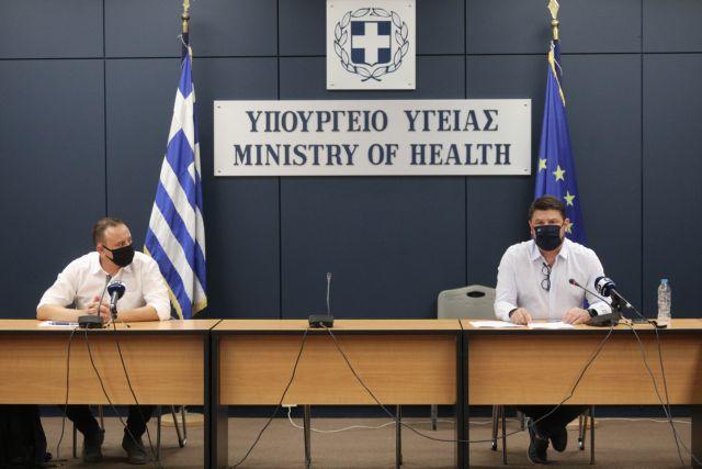 Κοροναϊός : Δείτε την ενημέρωση από Γκ. Μαγιορκίνη και Ν. Χαρδαλιά | tanea.gr