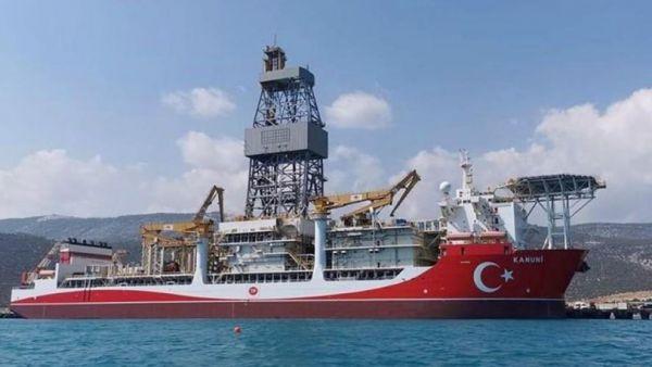 Ελληνοτουρκικά : Ανοιχτά της Άνδρου το Kanuni συνοδευόμενο από πολεμικά πλοία – Φωτογραφίες ντοκουμέντο | tanea.gr