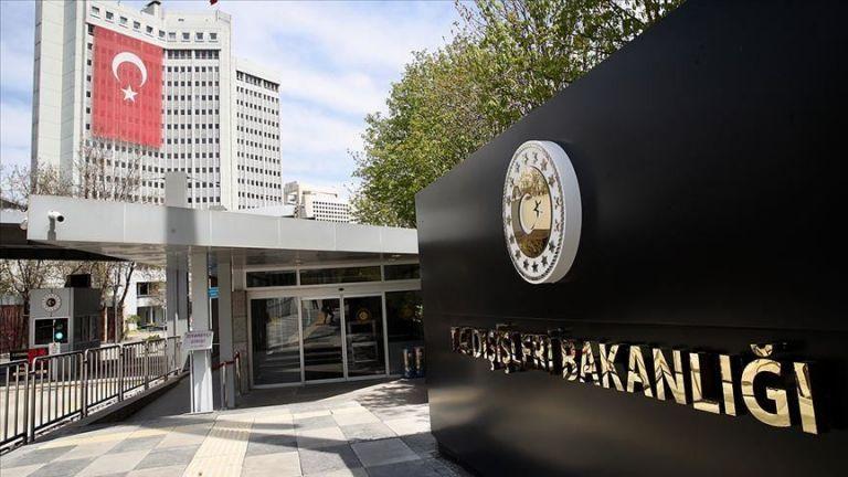 Εμπρηστικό σχόλιο της Τουρκίας: Η ΕΕ υποκύπτει στα παράλογα αιτήματα Ελλάδας – Κύπρου   tanea.gr