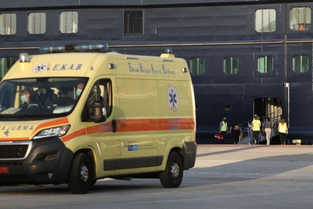 Κοροναϊός : Συναγερμός στο λιμάνι του Πειραιά – Θετική στον ιό επιβάτης πλοίου | tanea.gr