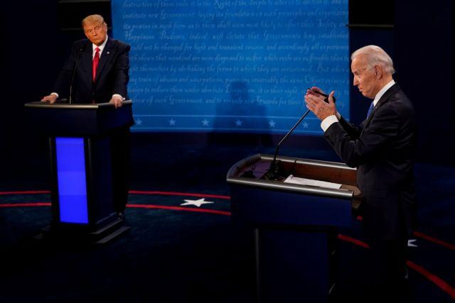 Η Αμερική αποφασίζει: Τζο ή Ντόναλντ;   tanea.gr