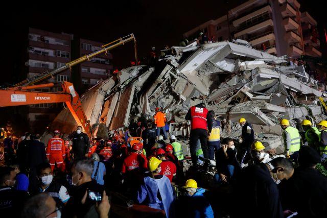 Σεισμός – Σμύρνη : Μεγαλώνει διαρκώς ο τραγικός απολογισμός | tanea.gr
