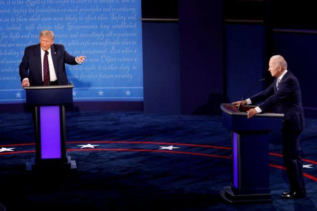 ΗΠΑ: Αναβάλλεται το δεύτερο ντιμπέιτ Τραμπ – Μπάιντεν   tanea.gr