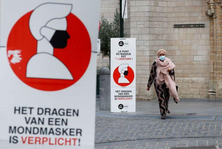 Χάνεται ο έλεγχος της πανδημίας στο Βέλγιο - Για «τσουνάμι λοιμώξεων» μιλάει ο υπουργός Υγείας   tanea.gr