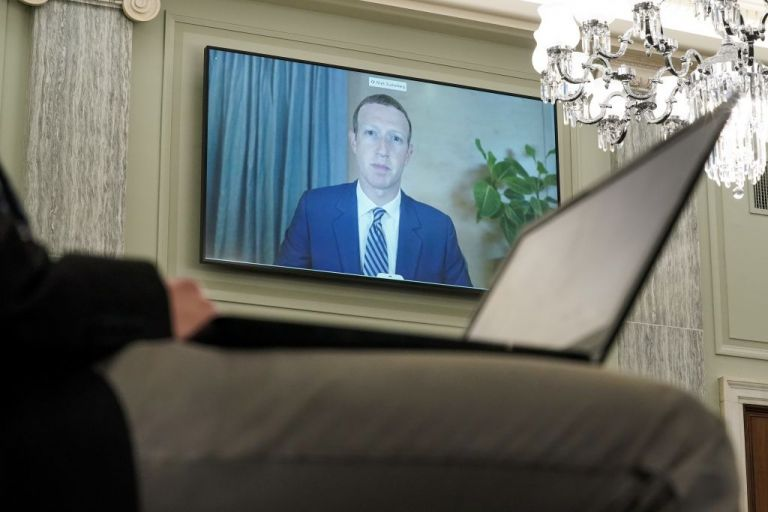 Facebook, Twitter, Google: Σε «ανάκριση» από γερουσιαστές ενόψει εκλογών | tanea.gr