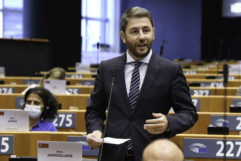 Ανδρουλάκης: Αποκλείστε τον Γιάννη Λαγό από το Ευρωκοινοβούλιο | tanea.gr