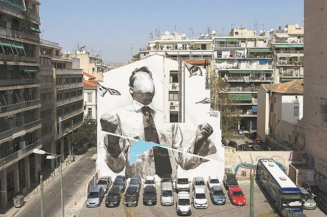 Εκπληκτικά γκράφιτι για τους γιατρούς - ήρωες του κοροναϊού | tanea.gr