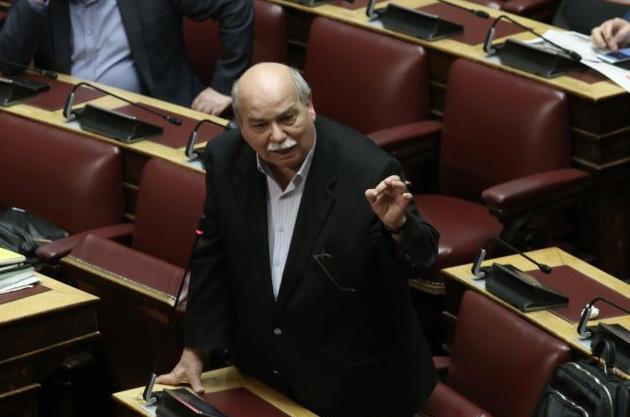 Βούτσης για Χρυσή Αυγή: Πρέπει να καταστεί εγκληματική οργάνωση και με το νόμο | tanea.gr