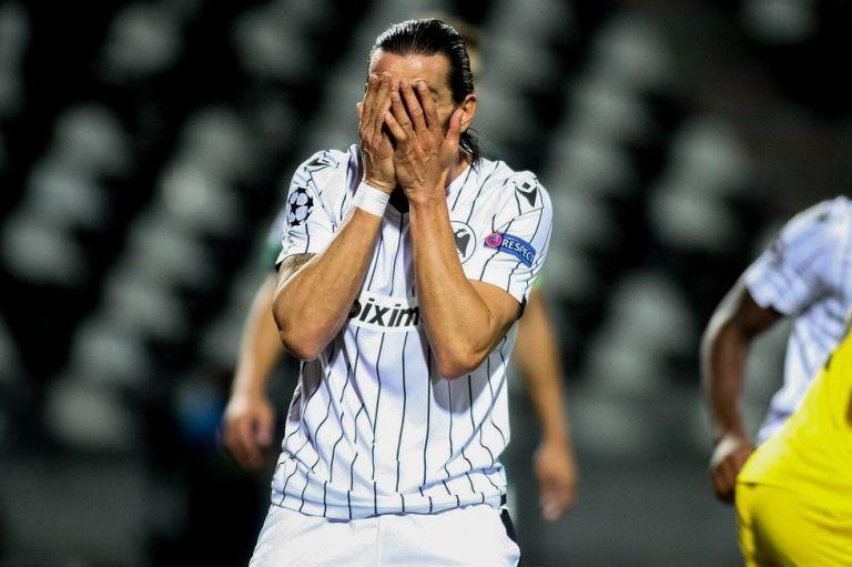 ΠΑΟΚ : Δεν θα παίξει κόντρα στην ΑΕΚ ο Κρέσπο | tanea.gr