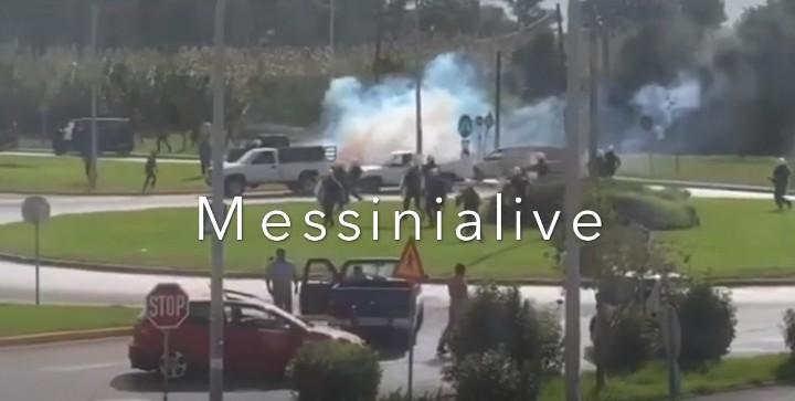 Καλαμάτα: Επεισόδια μετά την κηδεία του 18χρονου – Πετροπόλεμος στους δρόμους | tanea.gr