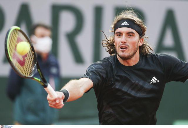 Roland Garros: Εύκολα στον 4ο γύρο ο Τσιτσιπάς | tanea.gr