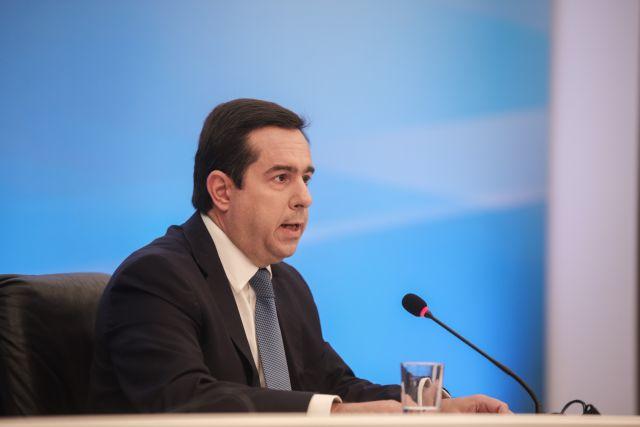 Μηταράκης για Frontex : Να λάμψει η αλήθεια σχετικά με τους ισχυρισμούς για pushbacks | tanea.gr