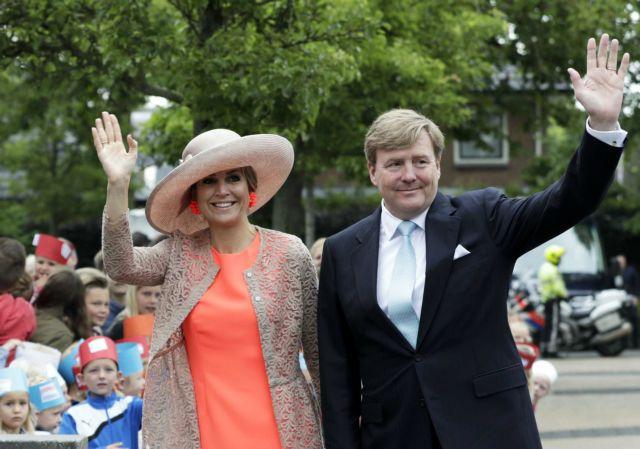 Βασιλική οικογένεια Ολλανδίας : Συγγνώμη για το ταξίδι -αστραπή στην Ελλάδα   tanea.gr