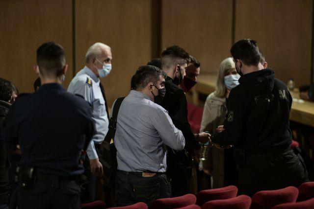 Δίκη Χρυσής Αυγής : Συνελήφθη μέσα στο δικαστήριο ο Ματθαιόπουλος και άλλοι καταδικασθέντες | tanea.gr