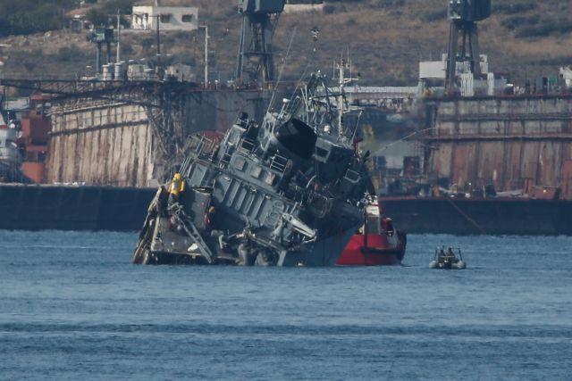 «Καλλιστώ» : Συγκεχυμένες πληροφορίες για τη σύλληψη του καπετάνιου του εμπορικού πλοίου   tanea.gr