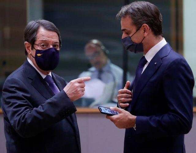 Μάχη για τις κυρώσεις στη Σύνοδο Κορυφής από Αθήνα και Λευκωσία | tanea.gr