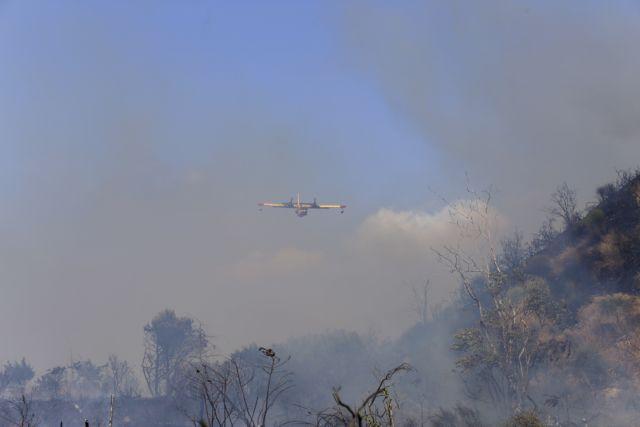Συναγερμός στην Πυροσβεστική: Φωτιά στα Βαρδούσια | tanea.gr