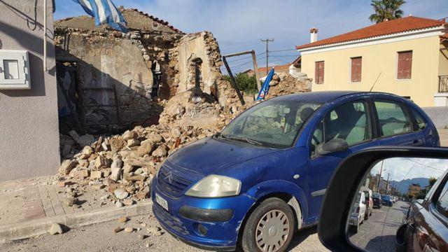 Σάμος : Η μαρτυρία του πυροσβέστη που βρήκε τα δύο νεκρά παιδιά | tanea.gr