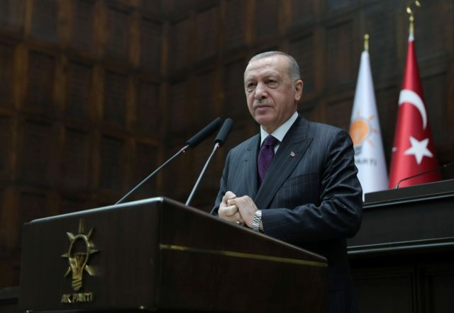 Ερντογάν : Η  Τουρκία έχει δικαίωμα να επεμβαίνει σε Συρία, Αζερμπαϊτζάν, Σομαλία | tanea.gr