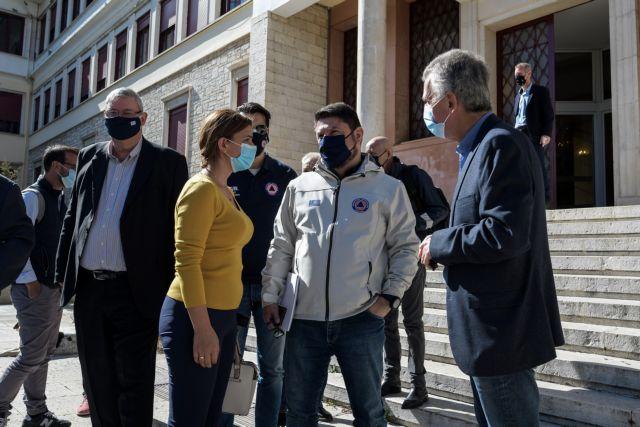Χαρδαλιάς σε Ιωάννινα και Κοζάνη: Στο χέρι μας να μην επιβληθεί lockdown | tanea.gr