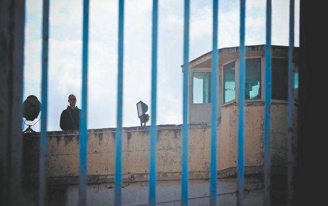 Αυτά είναι τα κελιά για το «διευθυντήριο» της Χρυσής Αυγής | tanea.gr