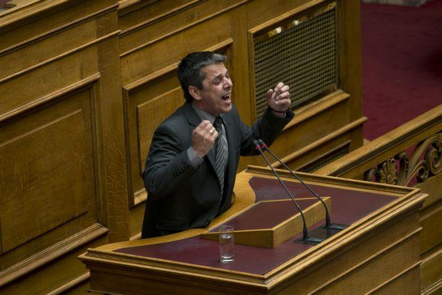 Στάθης Μπούκουρας: Ο «κατά τύχη» βουλευτής της Χρυσής Αυγής | tanea.gr