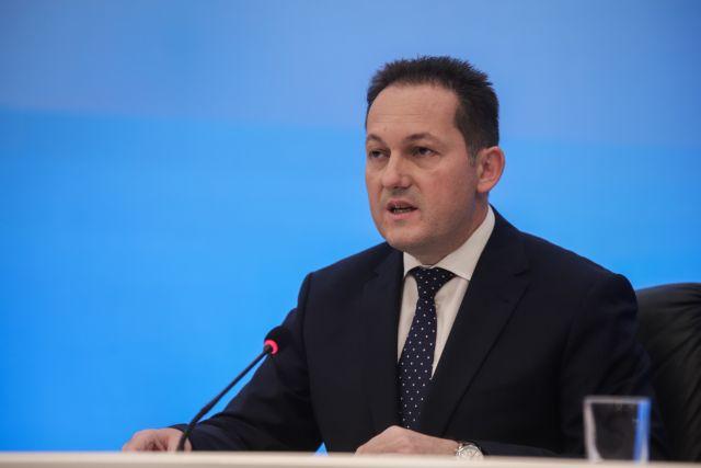Live η ενημέρωση από τον κυβερνητικό εκπρόσωπο Στέλιο Πέτσα | tanea.gr