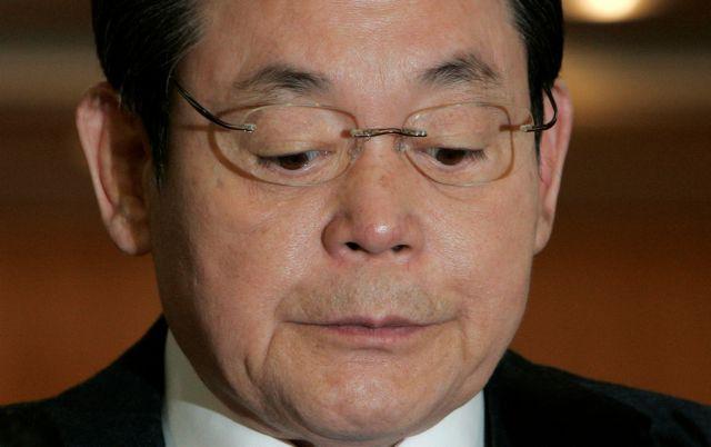 Samsung: Πέθανε ο πρόεδρος του κολοσσού, Λι Κουν Χι | tanea.gr