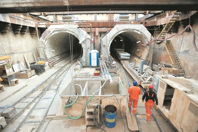 Μετρό : Πότε «ξεκλειδώνουν» τα μεγάλα έργα – Τι θα γίνει σε Αθήνα και Θεσσαλονίκη | tanea.gr